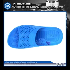 PVC slipper mold