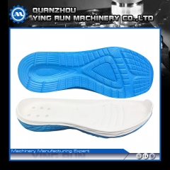 sport outsole mould