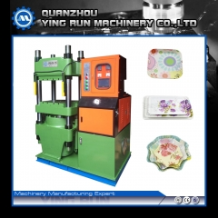 Tableware moulding machine